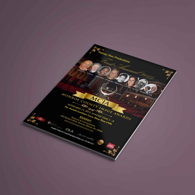 Booklet & Program Design